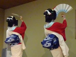 2015浅草・三社祭 芸者衆の組踊観賞のお座敷より