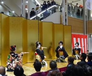 2015/1/4 八王子芸妓 新春の宴